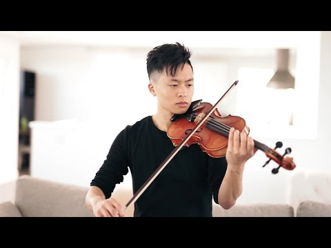 Something Just Like This  The Chainsmokers & Coldplay  Violin   Daniel Jang