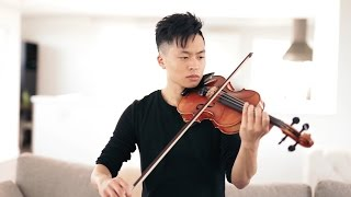Something Just Like This The Chainsmokers & Coldplay Violin Cover By Daniel Jang