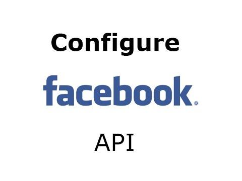 How To Configure Facebook APP To Get API Keys