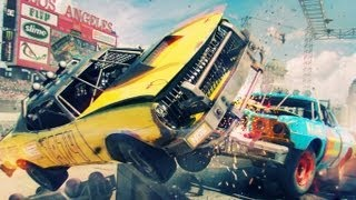 DiRT Showdown - Test / Review zum Destruction-Derby-Rennspiel