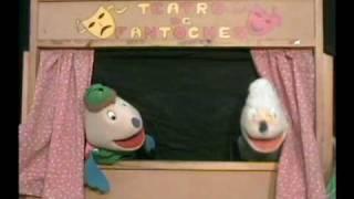 Teatro de fantoches A princesa e o sapo