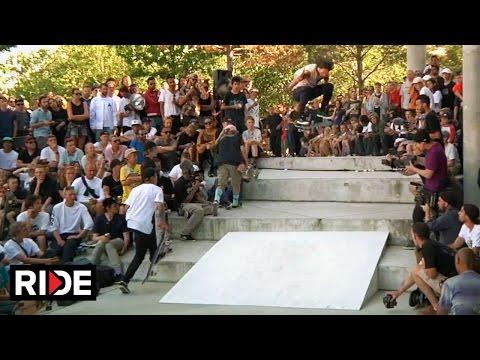 Copenhagen Open Day 2: Street, Hammer & Ledge Sessions