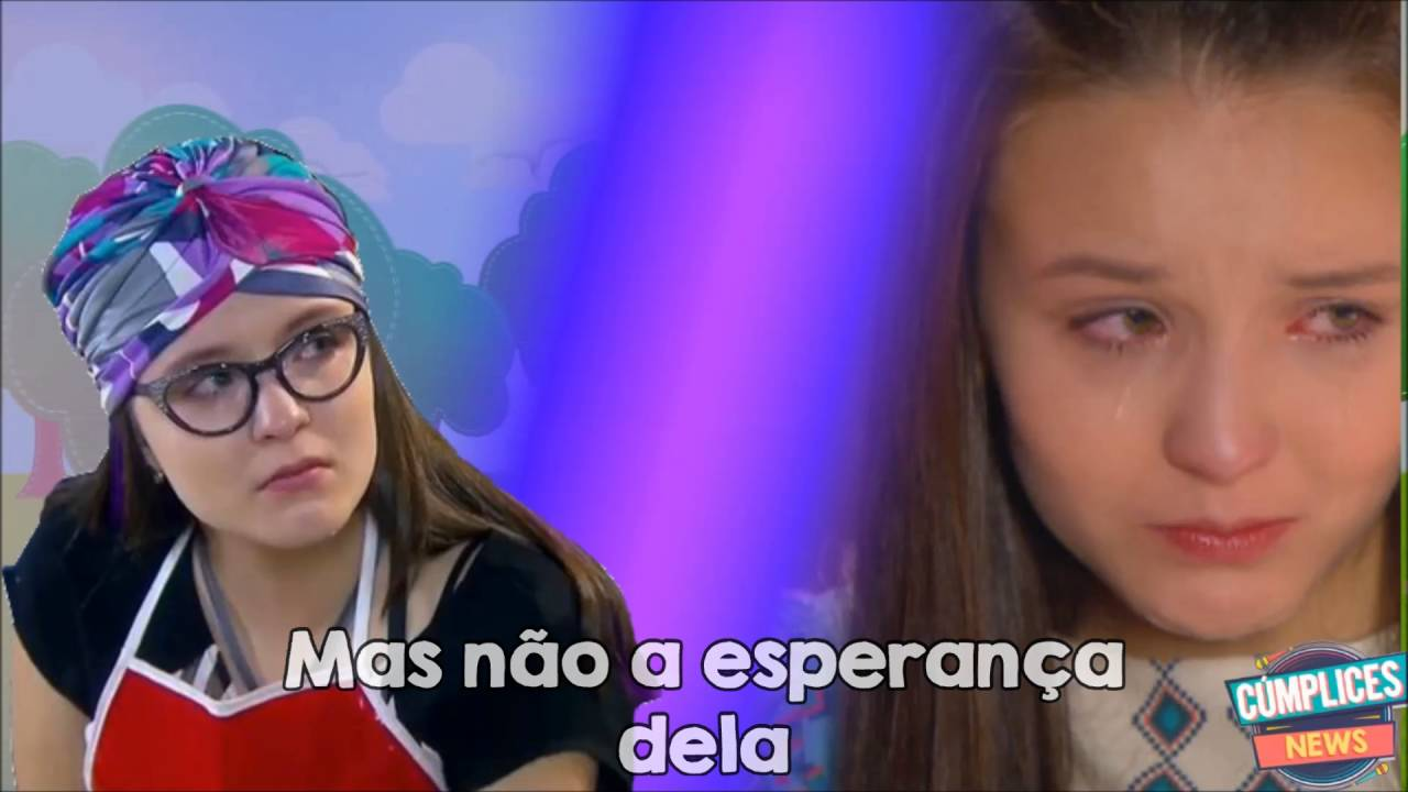 Larissa Manoela   Pôr do Sol (Letra) - YouTube 946eb0ed3f
