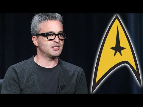 Alex Kurtzman To Oversee Star Trek Universe