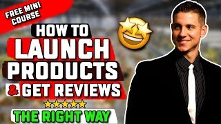 The PERFECT Amazon Product LAUNCH! How To RANK, LAUNCH, and GET REVIEWS The Right Way in 2019!