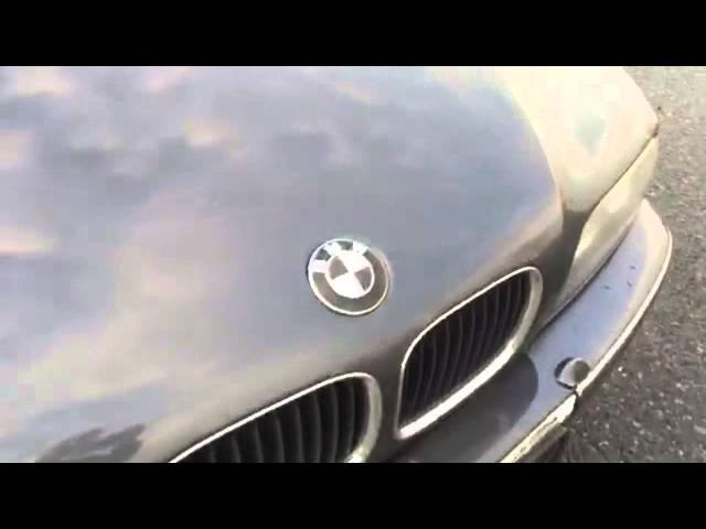 BMW E39 528i LPG/Leder/Automatik