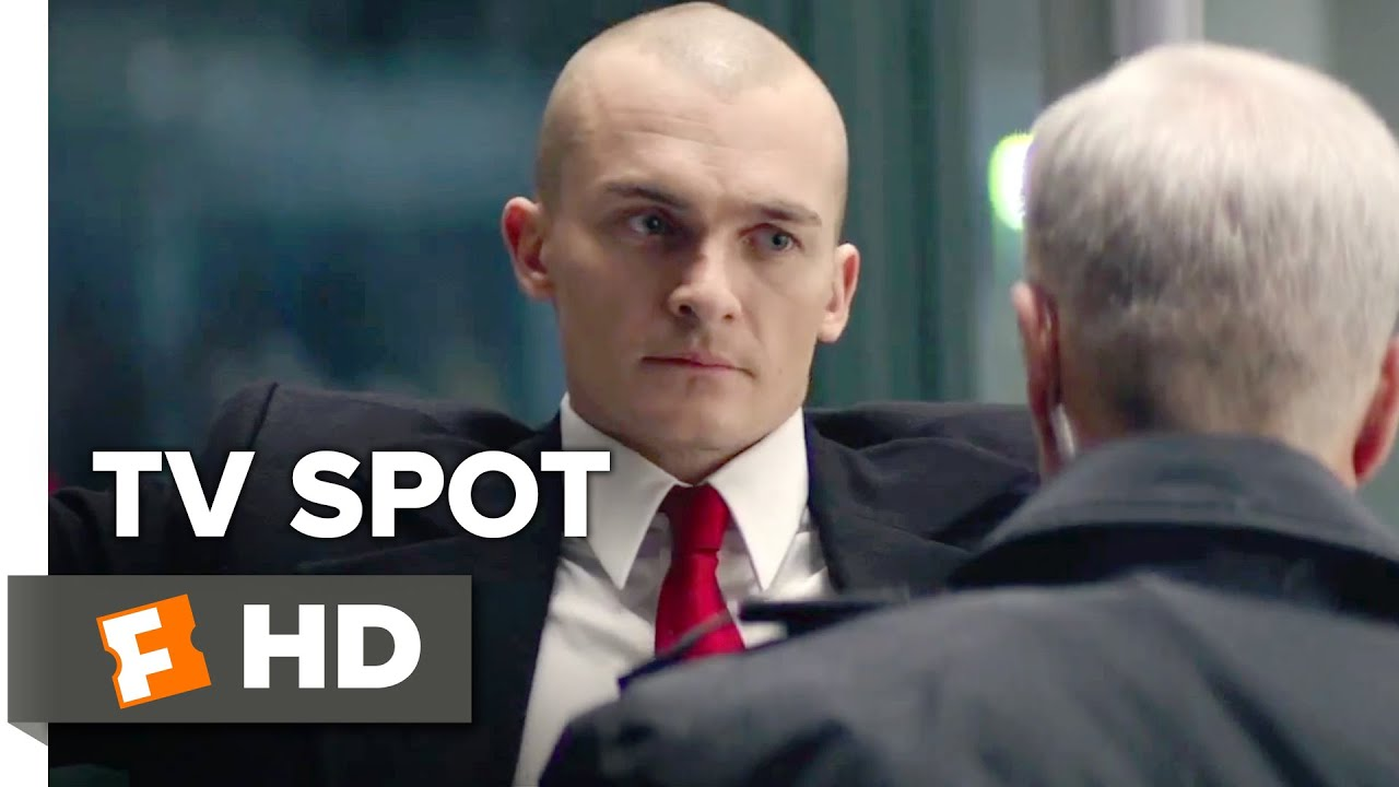 Hitman Agent 47 Tv Spot Agent 47 2015 Rupert Friend Hannah