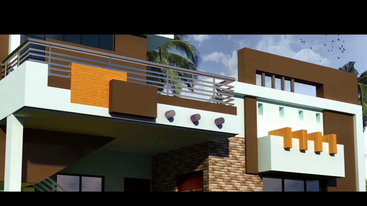 Terrace Parapet Wall Designs Idea Youtube