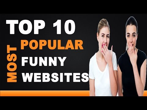 Best Funny Websites - Top 10 List