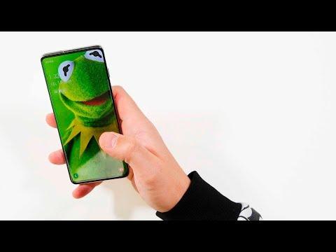 Неделя с Samsung Galaxy S10 (Плюсы и Минусы)