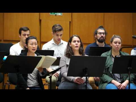 HfM Saar Summer School 2016: Chor- und Dirigentenakademie