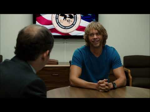 NCIS Los Angeles 10x06 - Mexico
