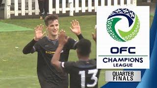 Video OFC CHAMPIONS LEAGUE 2018 | Quarter Final - Team Wellington v Lae City Dwellers Highlights download MP3, 3GP, MP4, WEBM, AVI, FLV April 2018