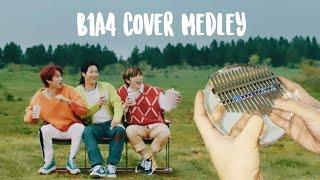 B1A4 Kalimba Cover Medley   비원에이포 칼림바 커버곡