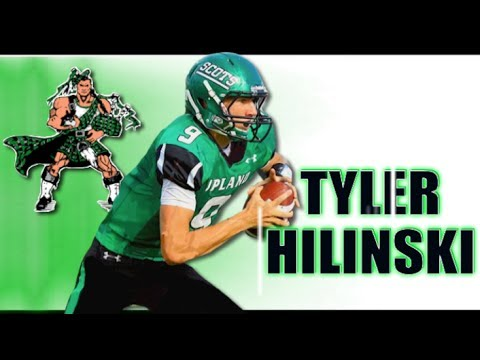 Tyler Hilinski  (Upland,CA) Class of 2015 - Junior Year : Mid Year Highlights
