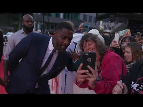 The Mountain Between Us: Idris Elba Red Carpet Premiere Arrivals TIFF 2017