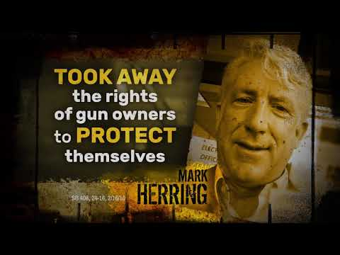 Defeat Herring. Vote John Adams for Virginia Attorney General!