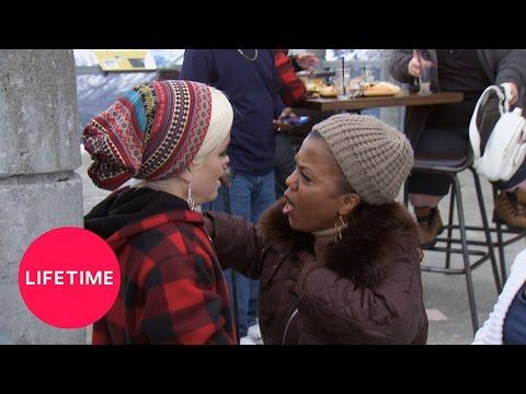 Little Women: LA - Terra Can't Stand Christy (Season 6, Episode 18)   Lifetime