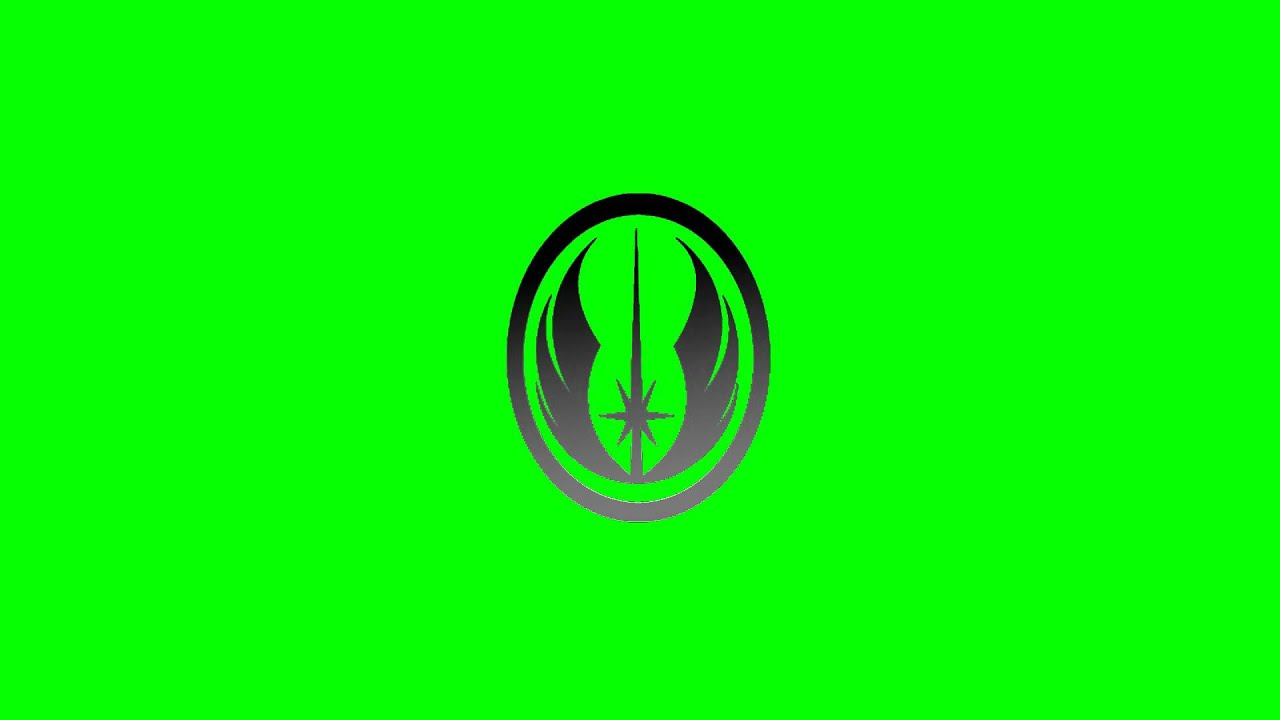 Star wars jedi order symbol green screen animation youtube star wars jedi order symbol green screen animation biocorpaavc