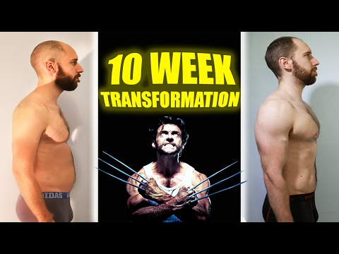 Hugh Jackman's WOLVERINE WORKOUT Kicked. My. Ass.