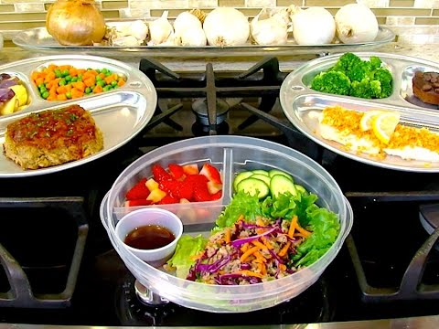 Diy tv dinners 4 healthy delicious recipes youtube diy tv dinners 4 healthy delicious recipes forumfinder Choice Image