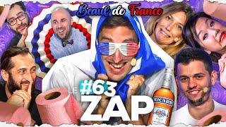 LE ZAP #63 - BEAUFERIE DE FRANCE 🇫🇷