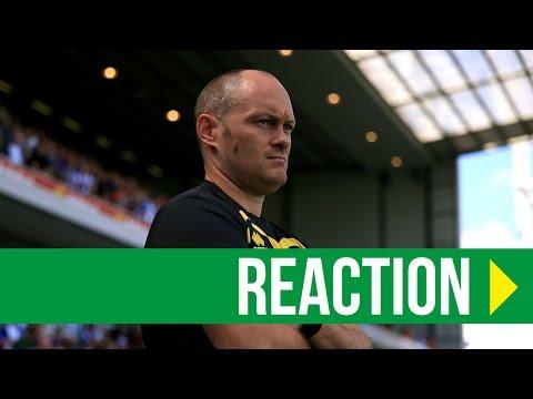 Blackburn 1-4 Norwich City: Alex Neil Reaction