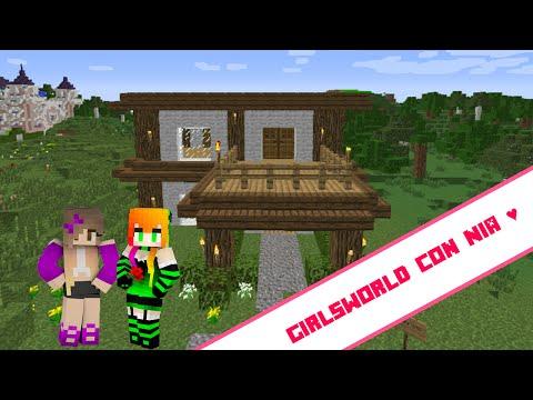 ¡Construyendo mi casa! | GirlsWorld con Nia ♥