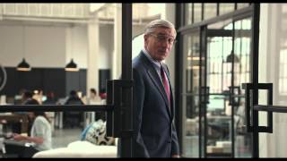 Трейлер #2 фильма «Стажёр» (The Intern, 2015) с русскими субтитрами