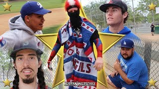 CRAZY SOFTBALL ALL-STAR GAME! *BEHIND THE SCENES* | Kleschka Vlogs