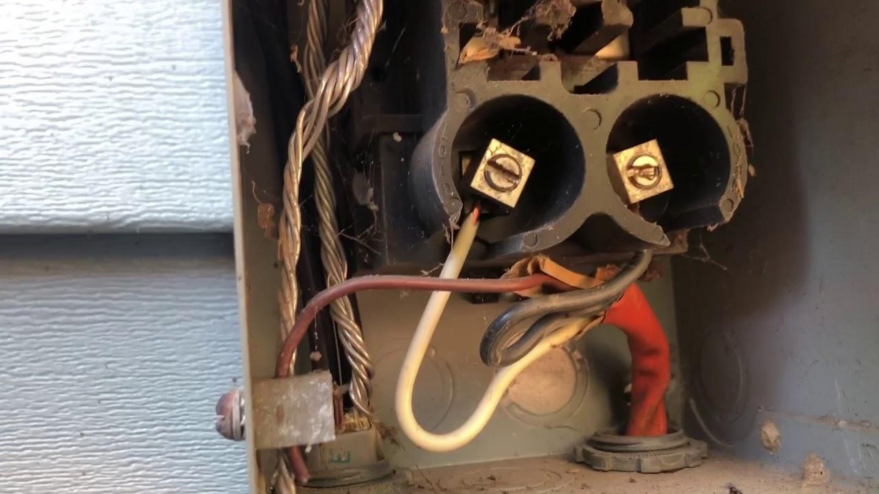 Circuit Breaker Aluminum Wiring