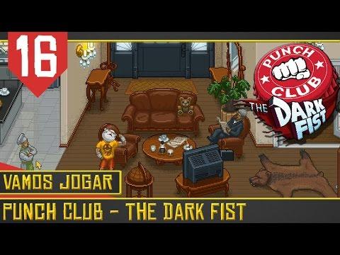 Punch Club The Dark Fist #16 (VAMOS JOGAR) Virei Rico e faço Filmes! [Gameplay Português PT-BR]