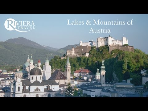 Riviera Travel - Lakes & Mountains of Austria