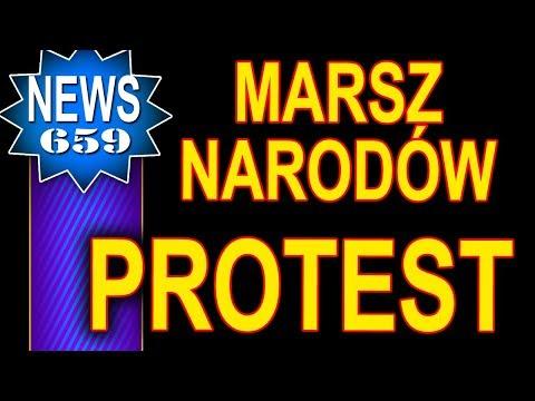 Marsz Narodów - protest graczy - NEWS - World of Tanks