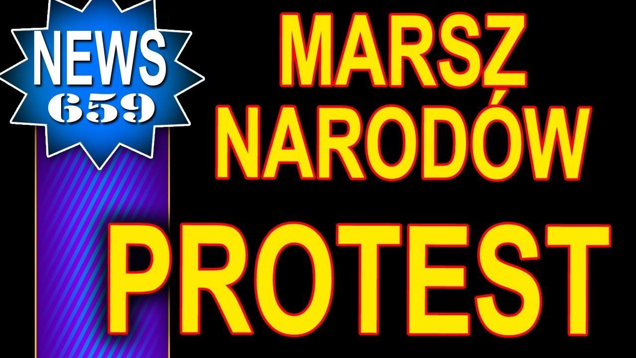 Marsz Narodów – protest graczy – NEWS – World of Tanks