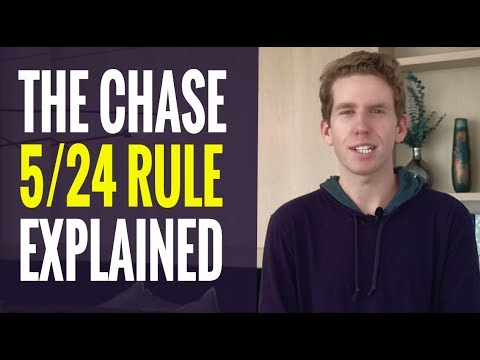 Chase 5/24: What Is It & How Do You Check It?   One Mile at
