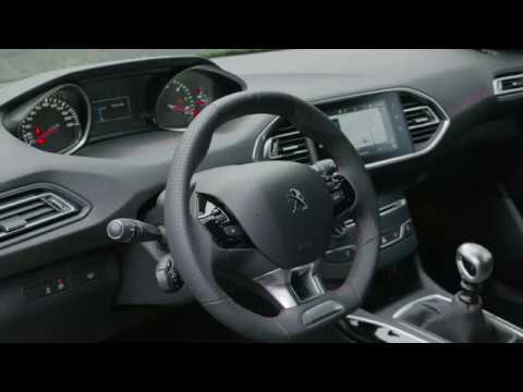 Peugeot 308 GT Line 1.2 Puretech 130 ch (2017) facelift / restylée ...