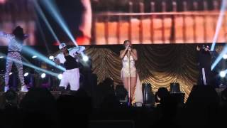 Mariah Carey - Fantasy (Remix ft. O.D.B.) (The Elusive Chanteuse Show in Beijing, China)
