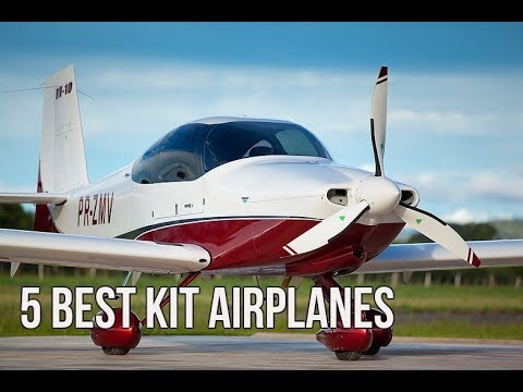 Top 5 Best Kit Airplanes In The World Youtube