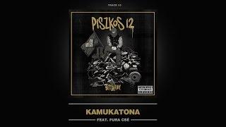 Essemm - Kamukatona ft. Fura Csé (Official, Piszkos 12 Album)