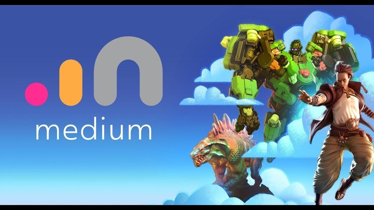 Oculus Medium Rift S Update Trailer