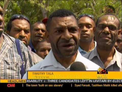 EMTV News Replay - 3rd December, 2015
