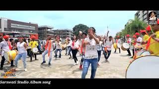 JAYKARA Ganpati Status 2018 Kajal Maheriya जयकारा Ganeshchaturthi Status 2018 STUDIO SARASWAT