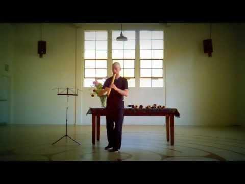 Freebird on shakuhachi flute