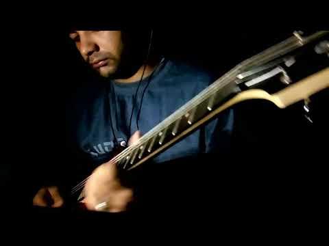 "Bulla ki Jana main kaun"" /instrumental/ blues rock /guitar cover."