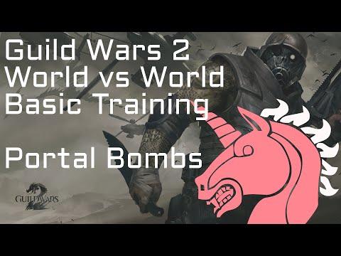 GW2 WvW Basic Training: Portal Bomb