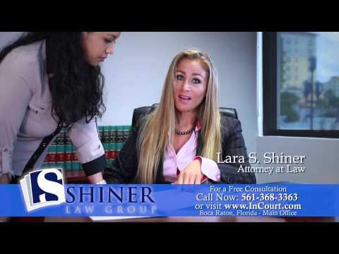 """Who is Shiner Law Group"" for Shiner Law Group, Bluwave Productions Producer Robert Goodrich"