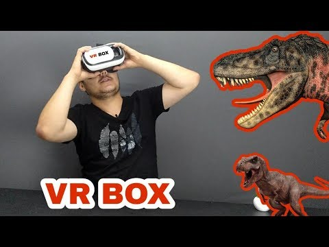 VR BOX - Virtual Reallik Ko'zoynaklari