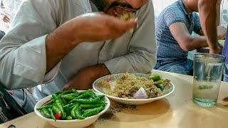 Eating Lunch(Biryani/Rice & Mea...