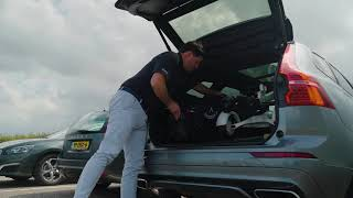 EziGolf - Tourer in personenauto SUV